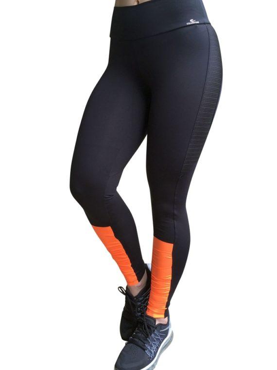 CAJUBRASIL 5245 Sexy Leggings Brazilian NZ Black
