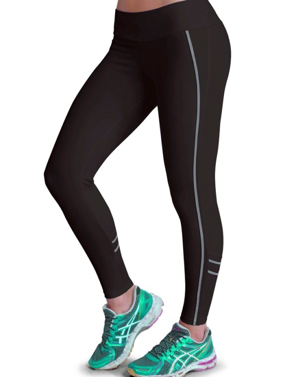 Bia Brazil LE5034-Sexy Leggings – Yoga Pants- Brazilian Black