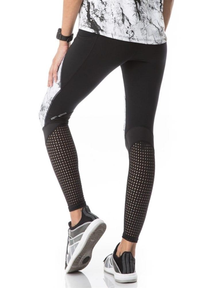 Body Language Leggings Blade Legging Black/Moonstone