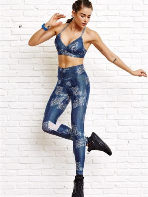 CAJUBRASIL Leggings Outfit 8169-8172 Sexy Workout Clothes