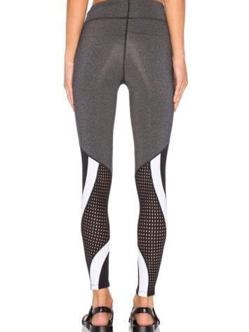 Body Language Leggings Helio Legging Charcoal/BK/WH