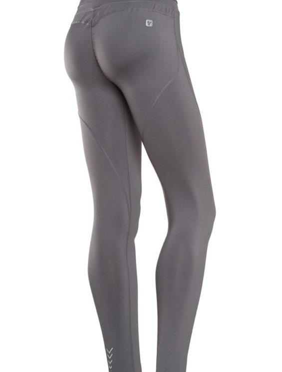 FREDDY WR.UP Leggings SHAPING EFFECT – LOW WAIST – Gray