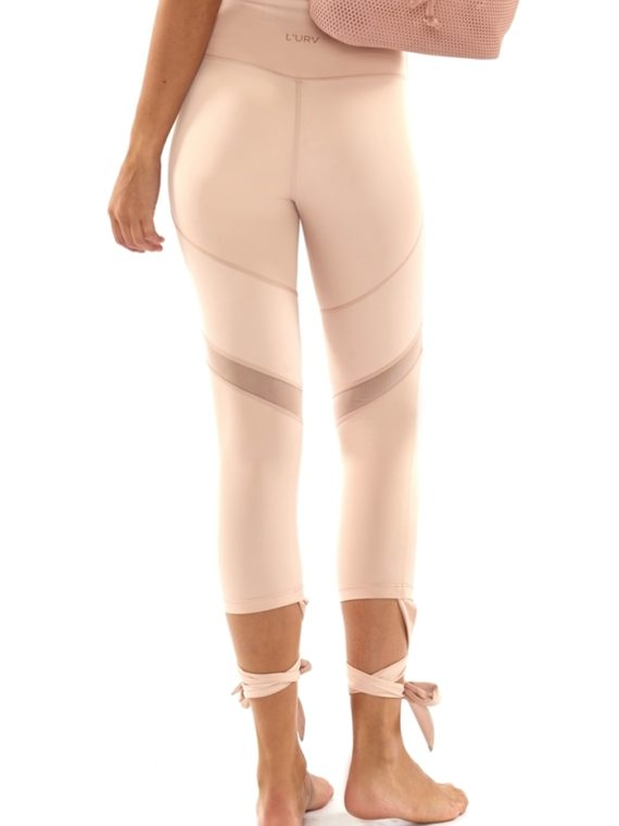 L'URV Leggings ATTENTION PLEASE 3/4 LEGGING Blush Sexy Workout Tights
