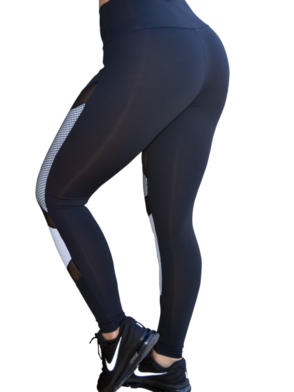 OXYFIT Leggings 14444 EXPLOSION- Mesh Sexy Workout Leggings