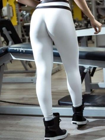 DYNAMITE Leggings L2088-1 Yin and Yan- Sexy Workout Leggings **FINAL SALE**