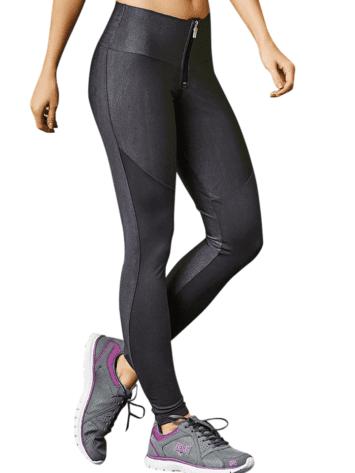 CAJUBRASIL 7564 Sexy Leggings Brazilian Fashion Charcoal