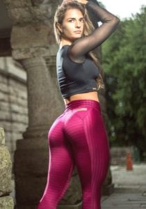 Dynamite Brazil - Leggings - Women Workout Clothes