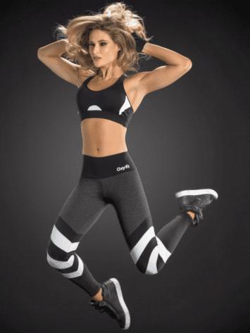 OXYFIT Leggings 64051 Traffic- Sexy Workout Leggings
