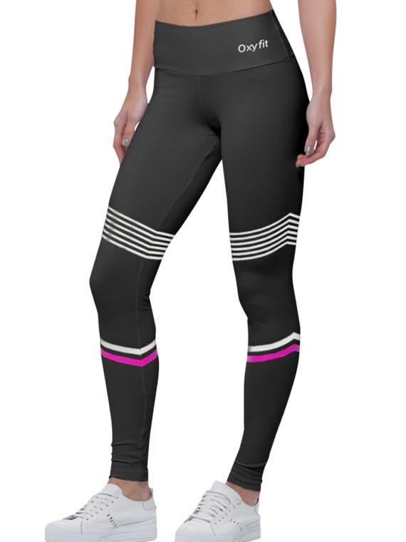 OXYFIT Leggings Malta 64079 – Sexy Workout Leggings Black