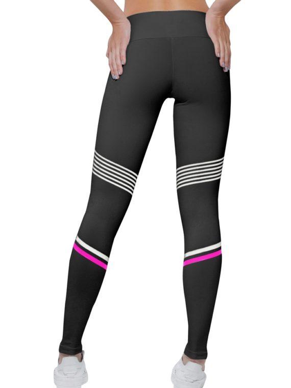 OXYFIT Leggings Malta 64079 - Sexy Workout Leggings Black