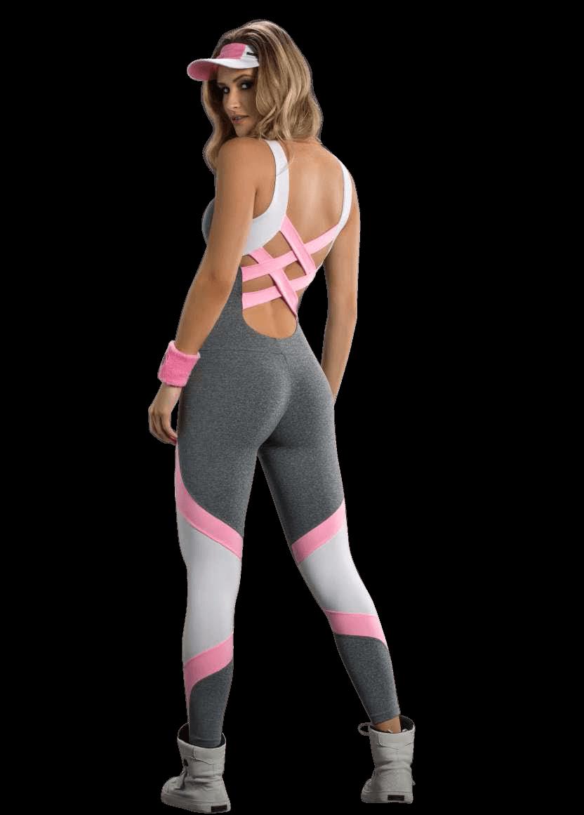 Oxyfit Activewear - Jumpsuit Winter_ Athleisure