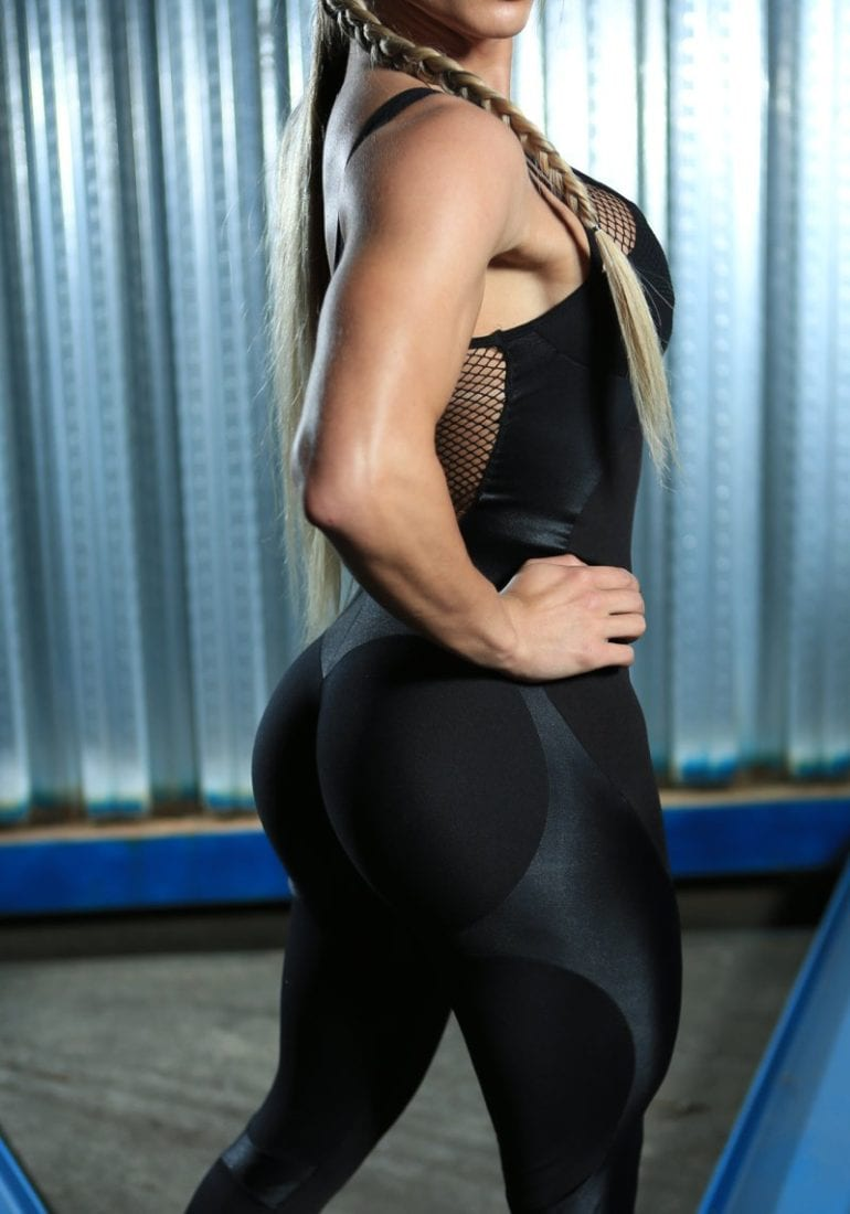 Sexiest black booty