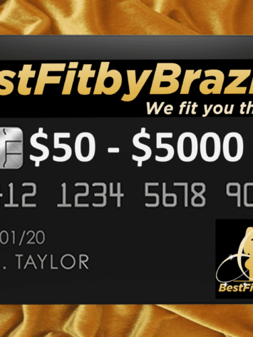 Gift Card – BEST FIT BY BRAZIL