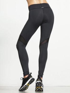 MICHI Legging PSYCHE Leggings Black Sexy Workout Tights