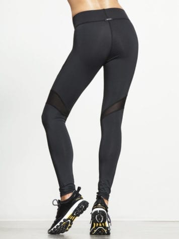 MICHI Legging PSYCHE Leggings Black Sexy Workout Tights
