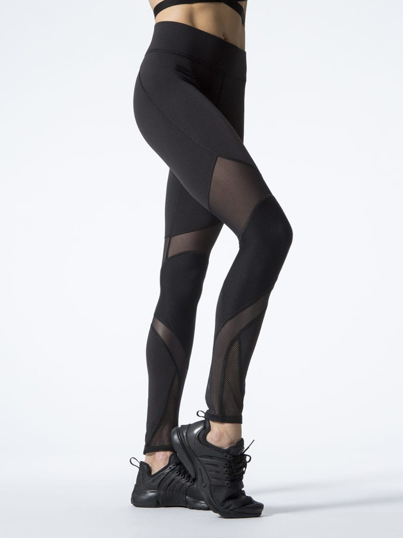 MICHI Legging REVOLUTION Leggings Black Sexy Workout Tights
