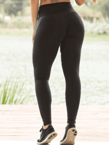OXYFIT Leggings Ease 64114 Black Mint - Sexy Workout Leggings