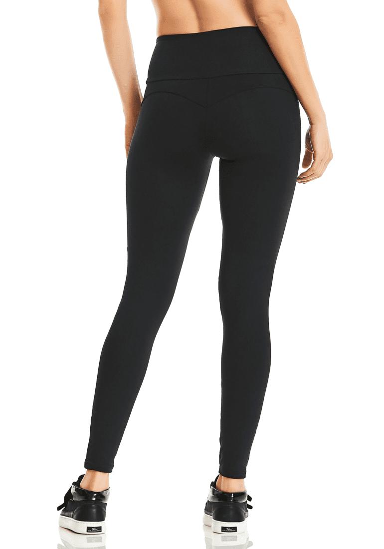 9f4e3a1d8933 CAJUBRASIL Leggings 9622 Black- Cute Workout Clothes-Brazilian ...