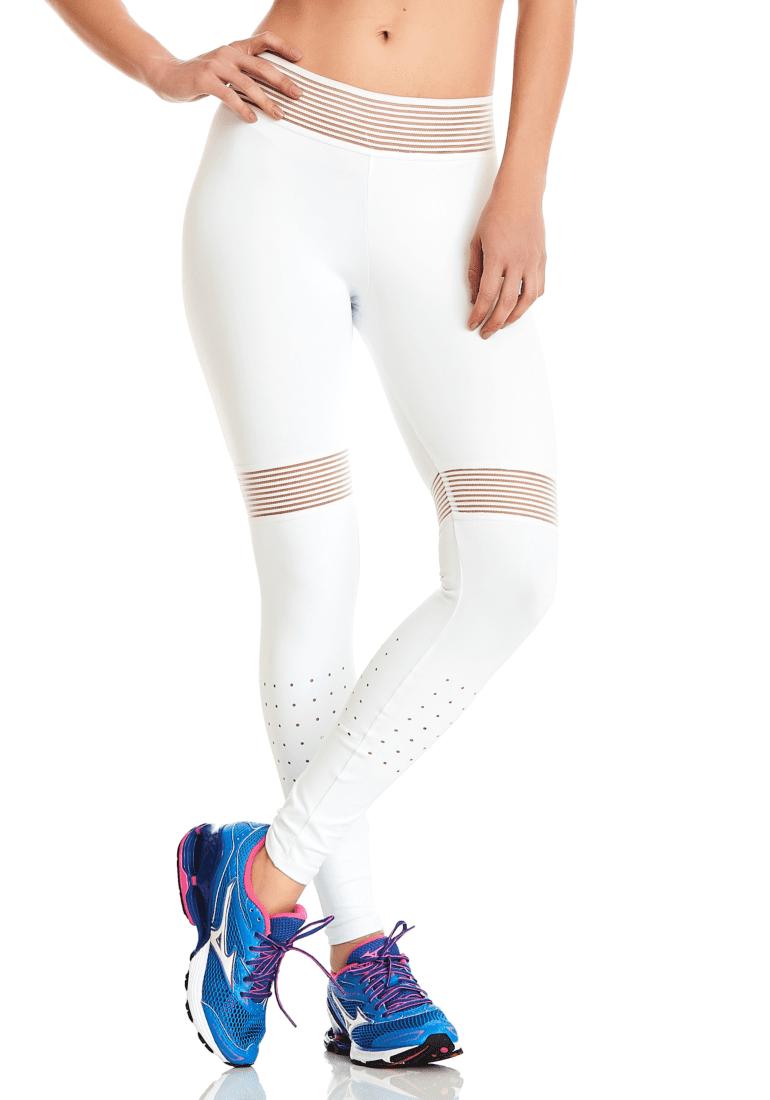 df9a2ccd0d42 CAJUBRASIL Leggings 9637 White- Cute Workout Clothes-Brazilian