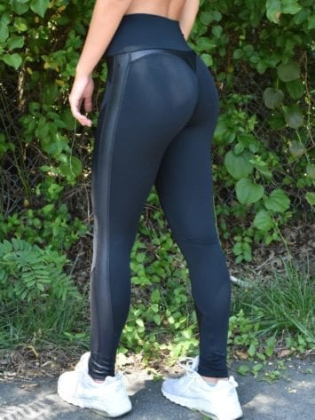 OXYFIT Leggings Beast 64135 Black- Sexy Workout Leggings