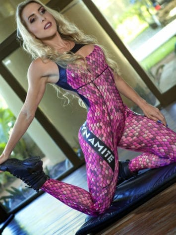 DYNAMITE Jumpsuit Macacao ML2018 AQUINA -Sexy One-Piece Romper