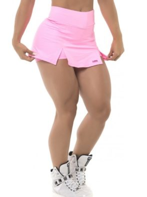 BFB Activewear Skort Skirt Rosa Powere