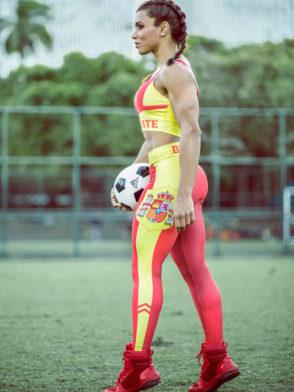 DYNAMITE Brazil Leggings L400 SPAIN - Sexy Workout Leggings