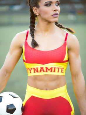 DYNAMITE BRAZIL Sports Bra Top T221 SPAIN- Sexy Tops