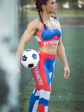 DYNAMITE Brazil Leggings L400 FRANCE - Sexy Workout Leggings