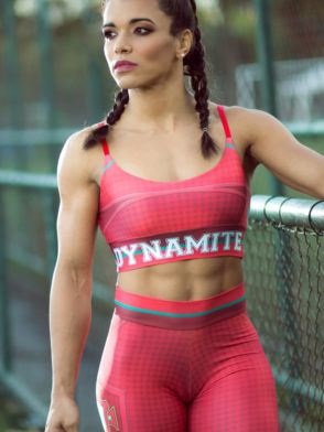 DYNAMITE BRAZIL Sports Bra Top T221 PORTUGAL Sexy Tops