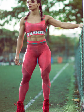 DYNAMITE Brazil Leggings L400 PORTUGAL- Sexy Workout Leggings