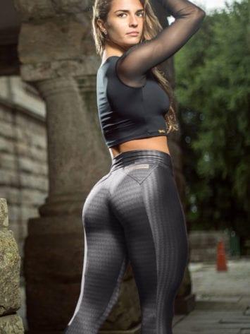 DYNAMITE Brazil Leggings – Fitness Cosmic Body Leggings L2013 Sexy Workout Leggings