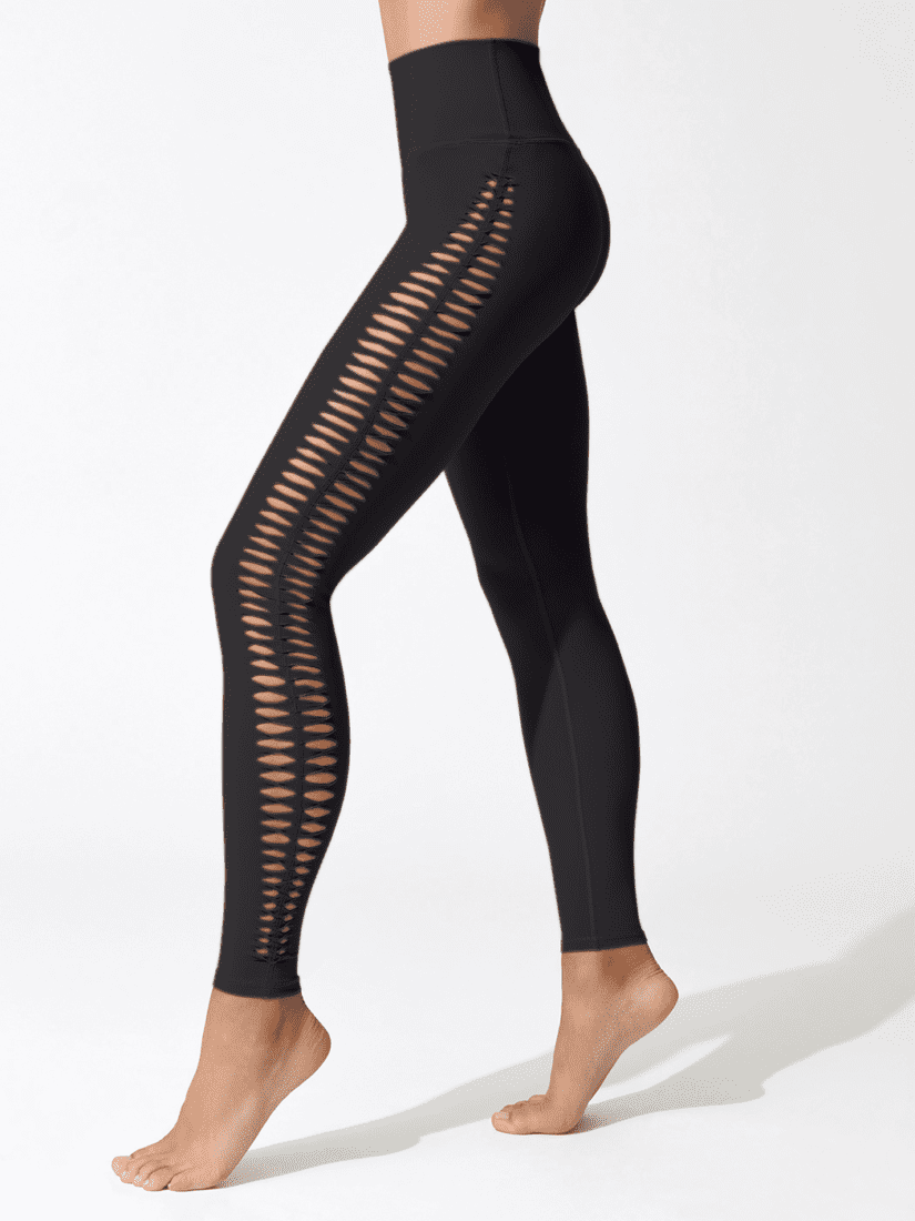 a51aafcee8 ALO Yoga Reform Legging- Sexy Leggings Black - Superhot Leggings ...