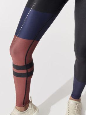 ALO Yoga HIGH-WAIST AIRLIFT AIRBRUSH Sexy Leggings Black Zenith
