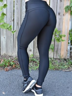 OXYFIT Leggings Unbroken 64130 Black- Sexy Workout Leggings