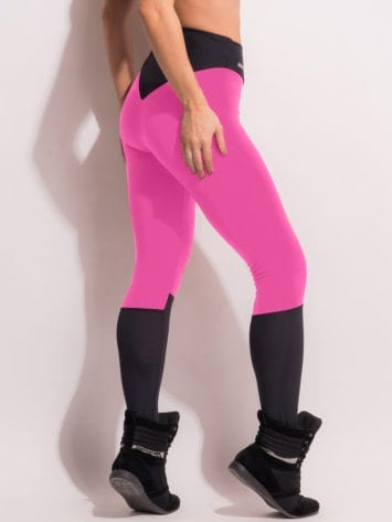 SUPERHOT Leggings CAL1765 INSANE Pink Sexy Workout Leggings