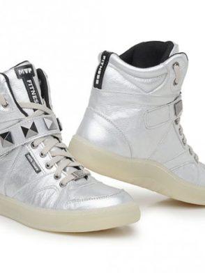 MVP Hard Fit 70102 Prata Workout Sneakers