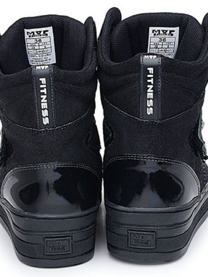 MVP Hard Skull 70107 Black Workout Sneakers