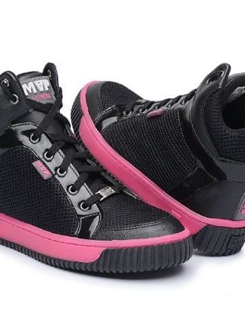 MVP Fitness Leg New 70114 black pink Workout Sneakers