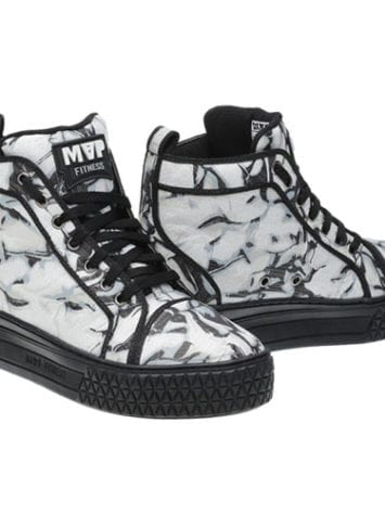 MVP Fitness Flower Fit 70116 Camouflaged Workout Sneakers