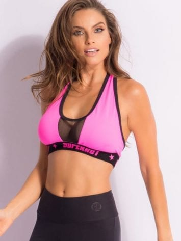 SUPERHOT Bra Top1568 Sexy Workout Tops-Cute Yoga Sport Bra