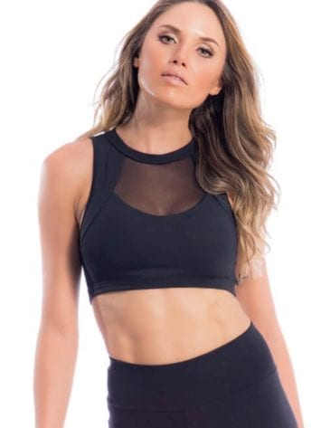 SUPERHOT Bra TOP1702 Sexy Workout Tops-Cute Yoga Sport Bra