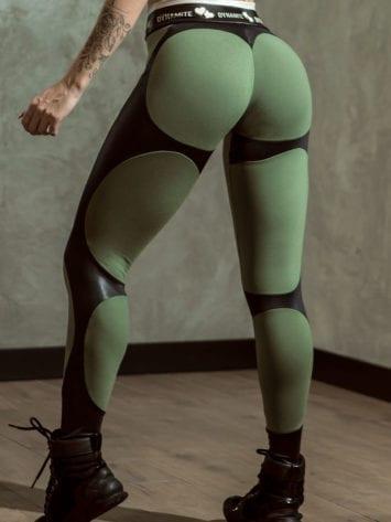 DYNAMITE Brazil Leggings L2094 Apple Booty Horus – Sexy Workout Leggings