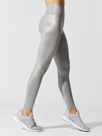 ALO Yoga High Waist High-Waist Shine Legging – Lead Shine